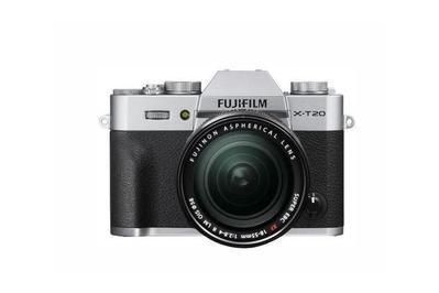 Fujifilm X-T20 with XF18-55mmF2.8-4.0 R LM OIS Lens