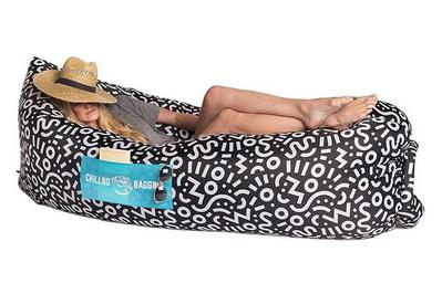 Chillbo Baggins Inflatable Hammock Lounger