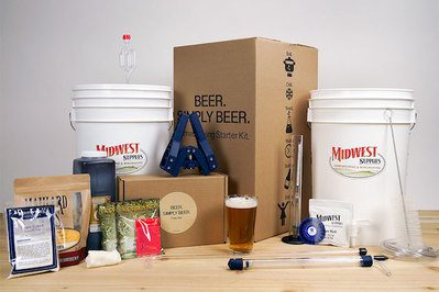 Midwest Supplies Beer. Simply Beer. Starter Beer Brewing Kit