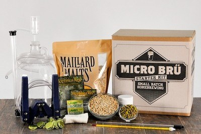 Midwest Supplies Micro Bru All-Grain Brewing Kit