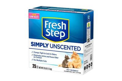Fresh Step Simply Unscented