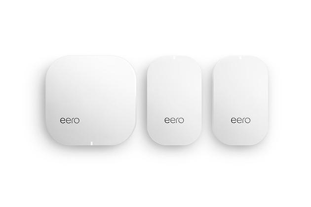 1 Eero + 2 Eero Beacons