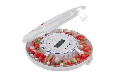 GMS Med-e-lert Automatic Pill Dispenser