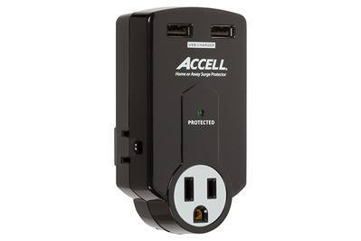 Accell Home or Away Surge Protector
