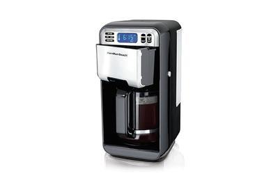 Hamilton Beach 46205 Programmable Coffee Maker Standard