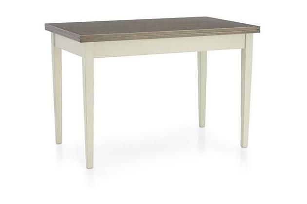 Crate and Barrel Flip Small Vamelie Dining Table