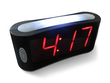 Travelwey LED Digital Alarm Clock