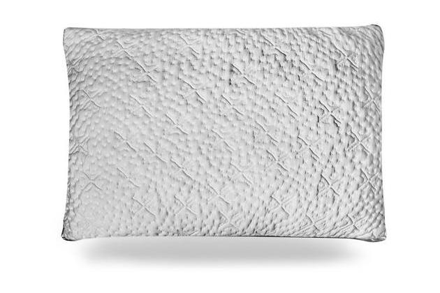 Upgrade pick for side-sleepers: The Easy Breather Pillow