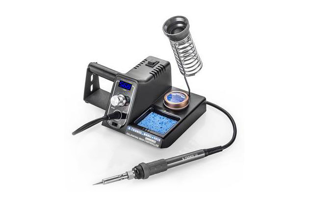 X-Tronic Model 3020-XTS LED Display Soldering Iron Station