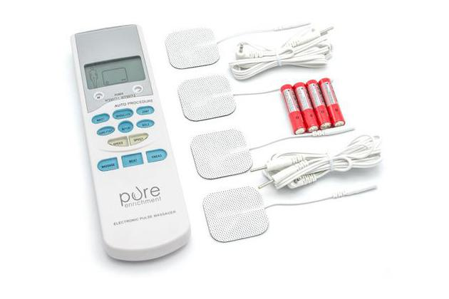 Pure Enrichment PurePulse TENS Electronic Pulse Massager