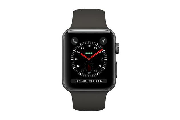 Apple Watch Series 3 (aluminum)