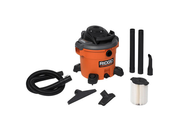 Ridgid Shop Vac Casters >> A Great Shop Vacuum (or Wet Dry Vac): Reviews by Wirecutter | A New York Times Company