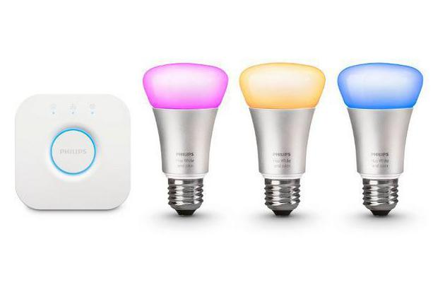 Philips Hue White and Color Ambiance A19 – Gen 4
