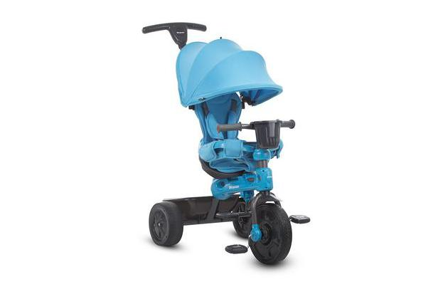 The Joovy TriCyCoo 4.1