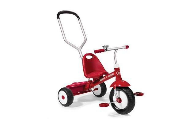Radio Flyer Deluxe Steer & Stroll
