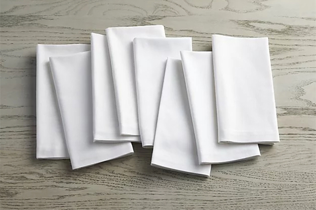 Crate and Barrel Fete Napkin