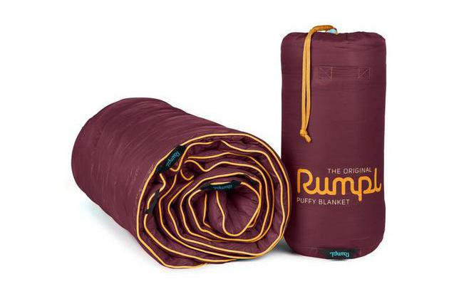 Rumpl Original Puffy Throw