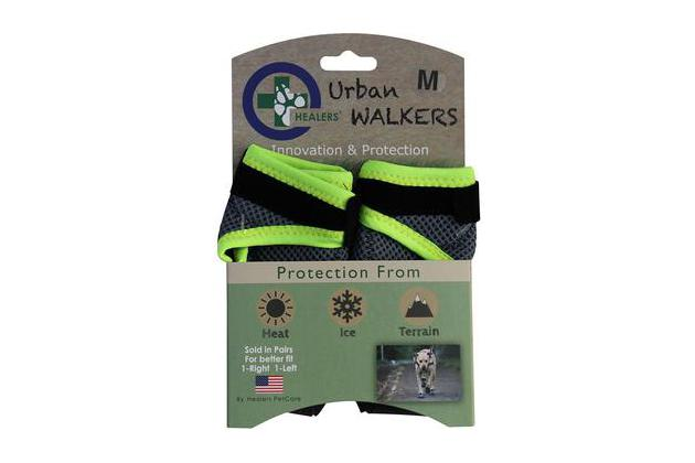 Healers Urban Walkers Dog Booties