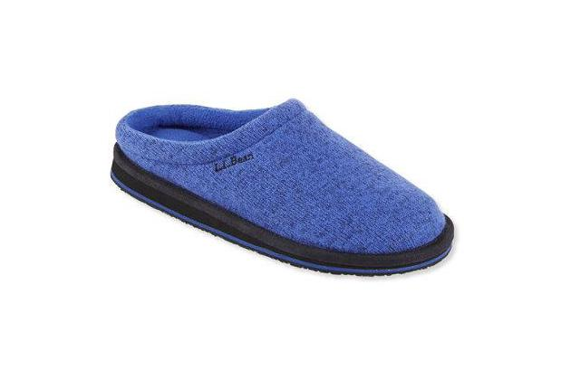 L.L.Bean Sweater Fleece Slipper Scuffs