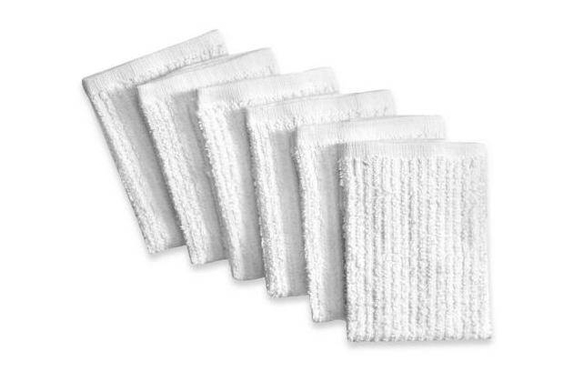 Real Simple Antimicrobial Bar Mop Dish Cloths