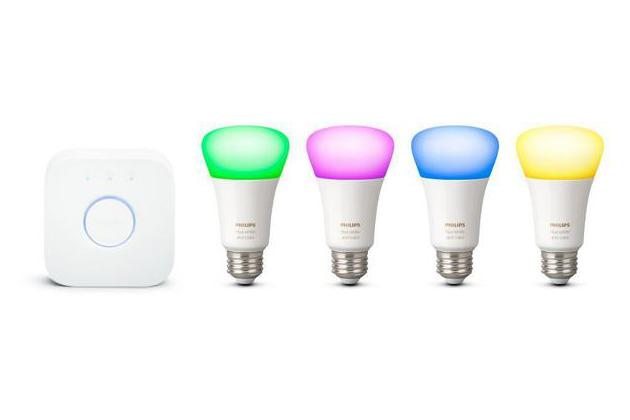 Philips Hue White and Color Ambiance Bulb Starter Kit