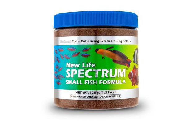 New Life Spectrum Small Fish Formula