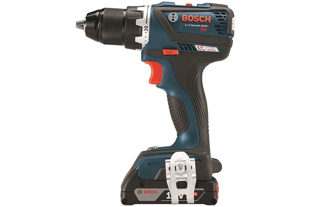 Bosch DDS183-02 18-Volt Brushless Compact Drill/Driver Kit