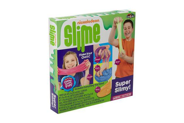 Cra-Z-Art Nickelodeon Slime Super Slimy