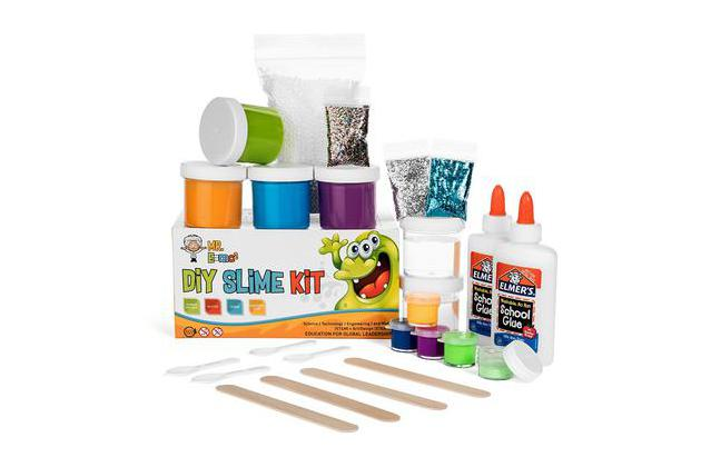 Mr. E=mc² DIY Slime Kit