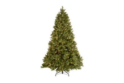 Real Weihnachtsbaum.National Tree Company Feel Real Downswept Douglas Fir Pedd1 D12 75