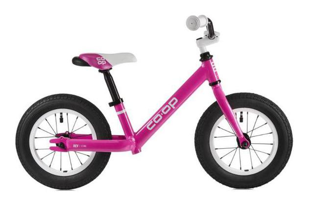 REI Co-op Cycles REV 12 Kids' Balance Bike