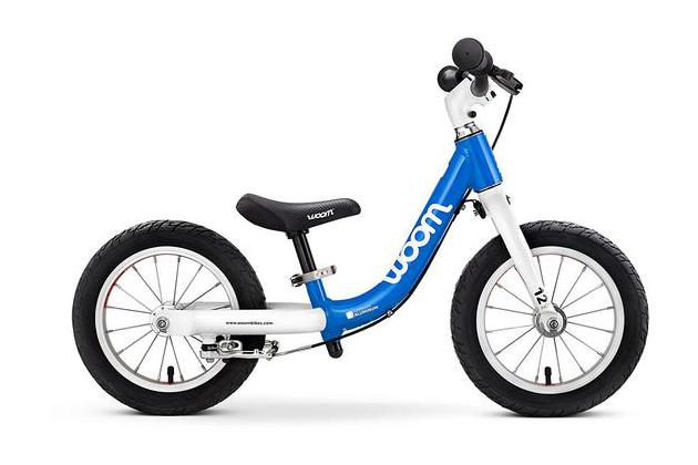 Woom 1 12-Inch Balance Bike
