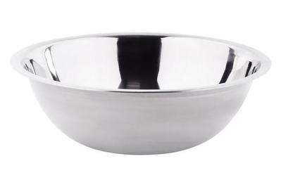 Thunder Group Standard Weight Stainless Steel Mixing Bowls
