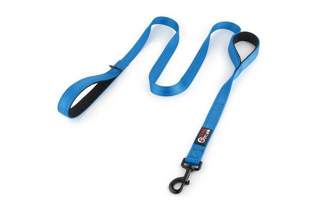 Primal Pet Gear Double Handle Dog Leash