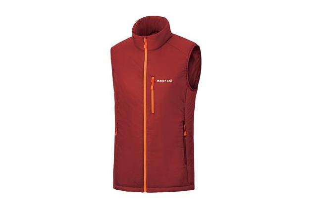 Montbell Thermawrap Vest Women's