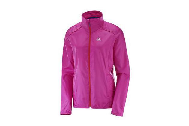 Salomon Women's Agile Wind Jacket
