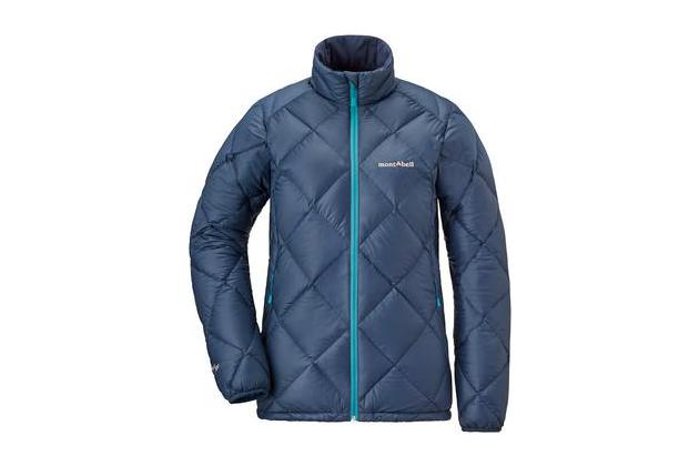 Montbell Alpine Light Down Jacket Women's