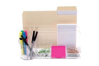 Innovative Storage Designs Desktop Organizer