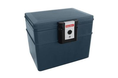 First Alert 2037F Water and Fire Protector File Chest