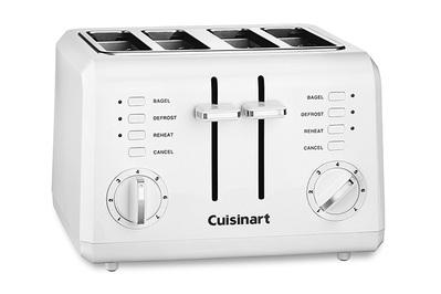 Cuisinart CPT-142 4-Slice Compact Plastic Toaster
