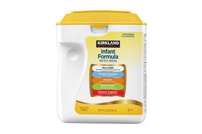 Kirkland Signature Non-GMO Infant Formula