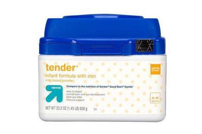 Up & Up Tender Infant Formula
