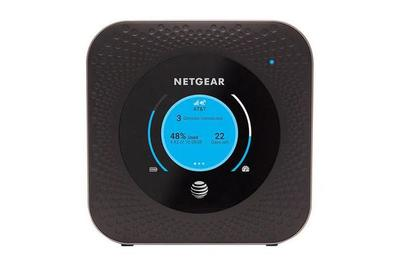 AT&T Nighthawk LTE Mobile Hotspot Router