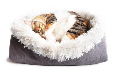 4Claws Furry Pet Bed/Mat