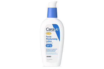 CeraVe AM Facial Moisturizing Lotion with Sunscreen SPF 30