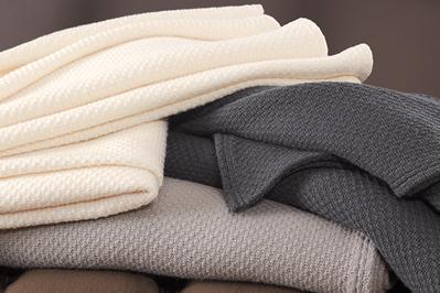 Cuddledown Edina Washable Wool Blanket
