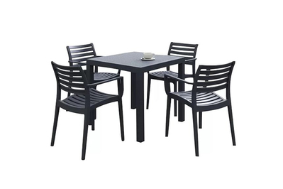 Mercury Row Nikoleta 5 Piece Dining Set