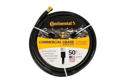 Continental Commercial Grade Rubber Hose (50ft)