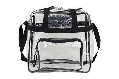 Eastsport Clear Stadium Approved Tote