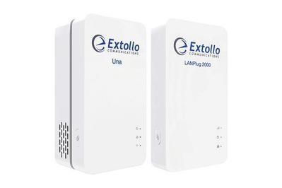 Extollo LanPlug 2000 + Una